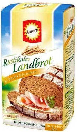 Aurora Rustikales Landbrot Bachmischung 500g