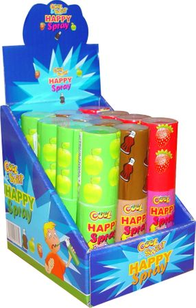 Cool Sweet Happy Spray Display  – Bild 1