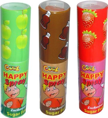 Cool Sweet Happy Spray Display  – Bild 2