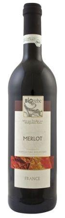 Biorebe Merlot Trocken