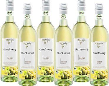 BIOrebe Chardonnay (6 Flaschen)
