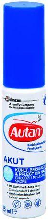 Autan Akutgel, beruhigende Soforthilfe nach Insektenstichen, 25ml,