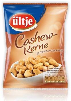 Ültje Cashew Kerne geröstet & gesalzen Menge:150g