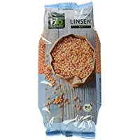 biozentrale Linsen rot, 3er Pack (3 x 500 g)