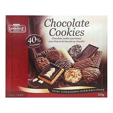 Lambertz Chocolate Cookies Schokoladen-Gebäckmischung 500 g