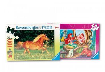 RV Puzzle Standard, sortiert 100-teilig