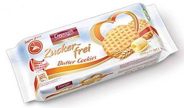Coppenrath Butter-Cookies zuckerfrei (200g)
