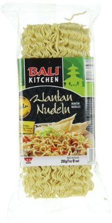 Bali Kitchen Wantan Nudeln, 20er Pack (20 x 200 g)