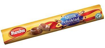 Marabou Mjölkchoklad Menge:74g