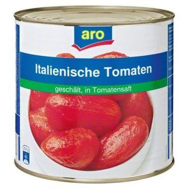 Aro Tomaten geschält, 2650ml