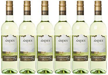Andes Chardonnay Trocken 6er Pack