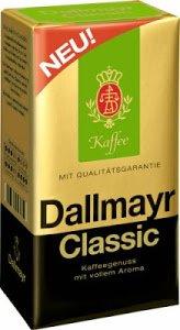 Dallmayr Classic Röstkaffee 12 x 500g