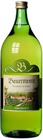 Cantina di Forli Bauernwein Vino Bianco halbtrocken 2000ml