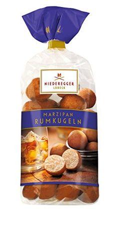 Niederegger - Marzipan Rumkugeln - 150g