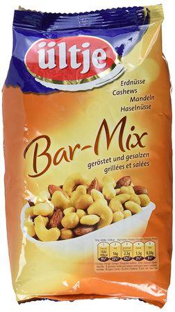 Ültje Bar-Mix Mischung aus gerösteten und gesalzenen Nüssen und Kernen 1000g