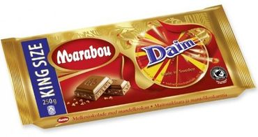 Marabou Tafel Daim 250g