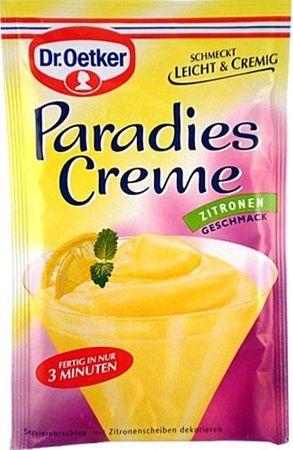 Dr. Oetker - Paradies Creme Zitrone - 72,5g