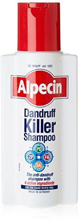 Alpecin Haarpflege Shampoo Schuppen-Killer Shampoo 250 ml