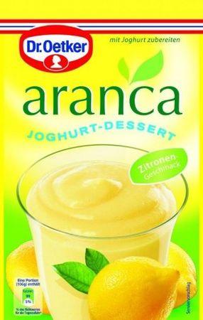 Dr. Oetker Aranca Zitrone
