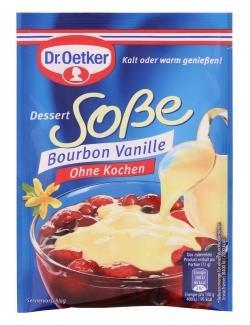 Dr. Oetker  SOSSE BOURB-VANILLE O. KOCHEN