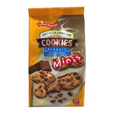 GRIESSON Chocolate Mountain Cookies Mini 125g