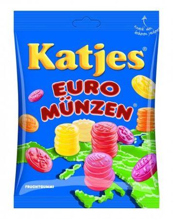 Katjes Euro Münzen Menge:0.85g