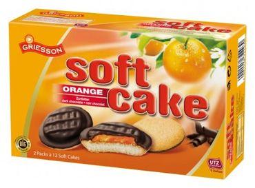 GRIESSON Soft Cake Orange