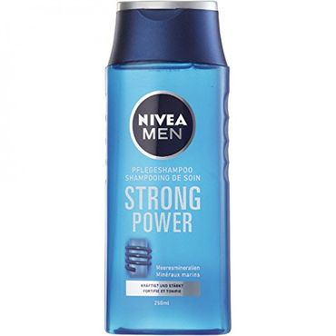 Nivea Shampoo Men Strong Power , 6er Pack (6 x 250 ml)