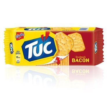 DeBeukelaer Tuc Bacon Menge 100g