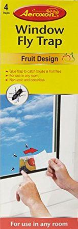Agralan AEROXON mx052Fenster Fly Trap (4Stück)