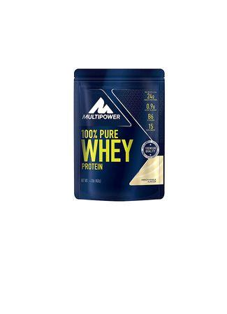 Multipower 100% Pure Whey wasserlösliches Protein French Vanilla 450g Beutel