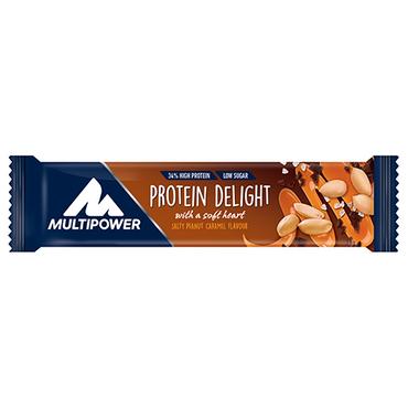 Multipower Protein Delight Riegel Salty Peanut, Caramel Flavour 35g