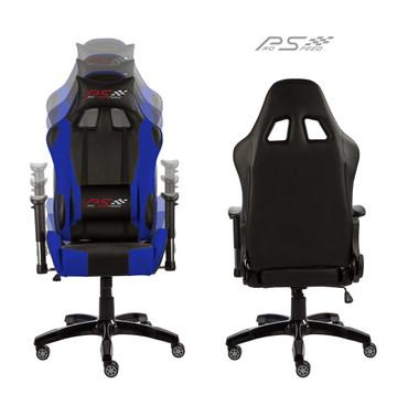 "Racing Bürostuhl ""F1x"" blau – Bild 4"