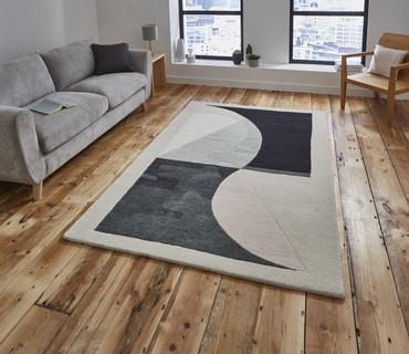 """Designer Teppich """"Jodpur"""" von Michelle Collins – Bild 1"""
