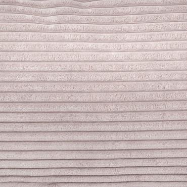 vetsak Bloc Medium Cord Velours Sitz-Hocker in 4 Farben – Bild 5