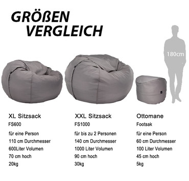 vetsak FootSak Free Outdoor in 2 Farben – Bild 3