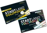 DENKRIESEN - STADT LAND VOLLPFOSTEN® - A4-DOPPELPACK -  JUNIOR  +  DO IT YOURSELF