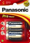 Panasonic Xtreme Power, 1,5V, Baby, LR14, C, Blister 2 Stück