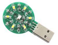 SMD-Lötbausatz Taschenlampe 001
