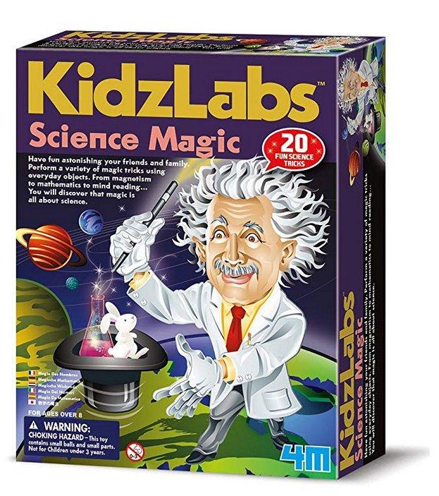 Zauber Wissenschaft