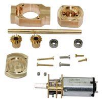 Bausatz Universalgetriebe Power G50  003