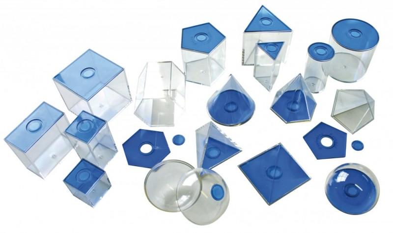 geometrische k246rper klein blau geometrie und form k246rper