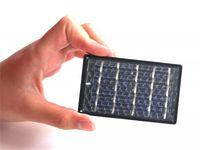 Solarzelle 400 mA - 0,5 V 002