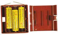 Batteriehalter 4,5V Flachbatterie (3 x Mignon) 002