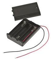 Batteriebox 4,5V mit Schalter 002