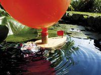 Kleines Luftballonboot (Knatterboot) 001