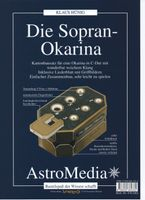 Die Sopran-Okarina - Kartonbausatz 001