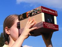 Camera Obscura - wie die Fotografie begann 001