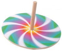 Spielkreisel mit 10 Scheiben 001