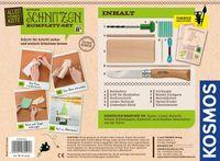 Bastelbox Schnitzen Komplett-Set 003
